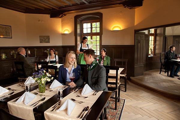Kulinarik im Schloss Kassegg
