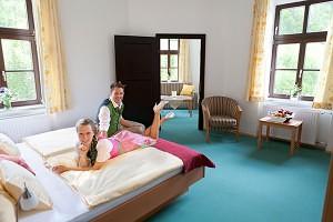 Familienzimmer_Schloss Kassegg
