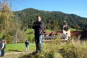 Wanderwege Schloss Kassegg