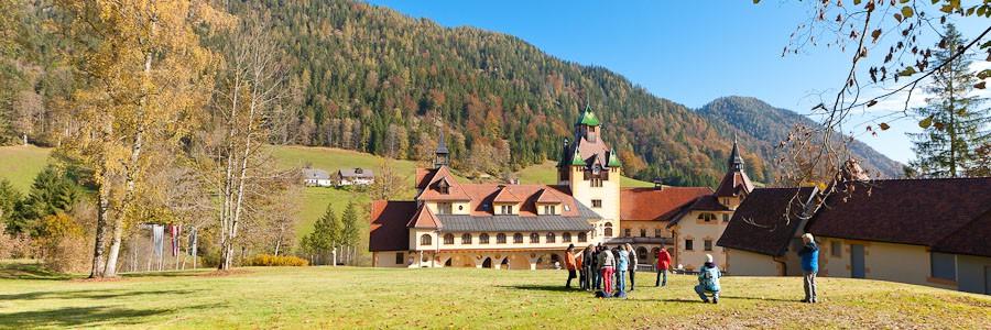 Seminar in der Natur-Schloss Kassegg