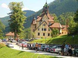 Oldtimertreffen Schloss Kassegg