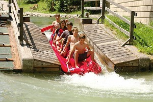 Schulprojekttage Wasserpark-Schloss Kassegg