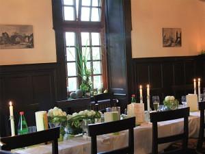 Feierlichkeiten im Schloss Kassegg