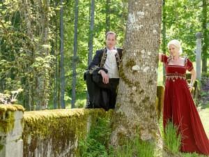Hochzeitsfeier im Schloss Kassegg