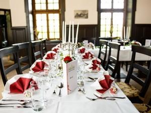 Hochzeitfeier im Schloss Kassegg