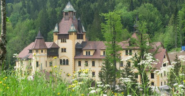 Kräutlerei und Blütenzauber rund um Schloss Kassegg ab € 208,00