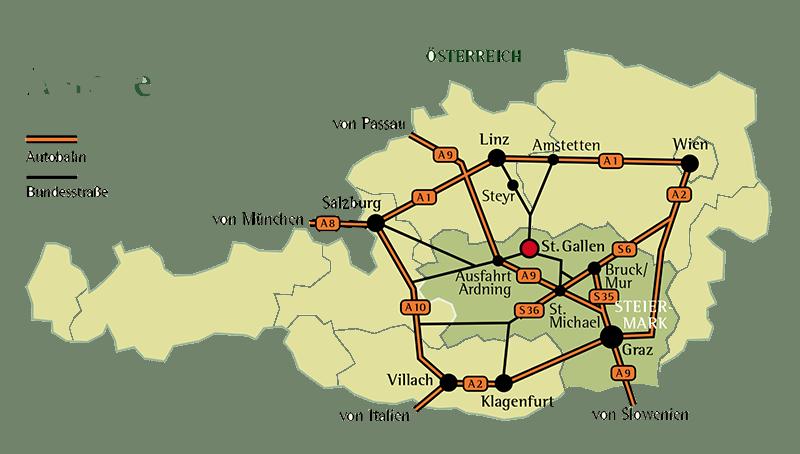 landkarteanreise
