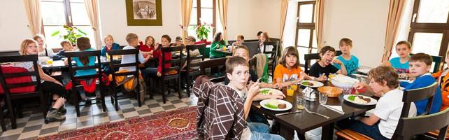 Schulprojektwochen Schloss Kassegg