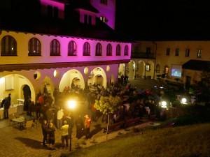 Feste feiern im Schloss Kassegg