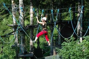 Abenteuerurlaub im Schloss Kassegg