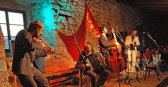 Festival Sankt Gallen 10. – 24.  August ab € 190,00