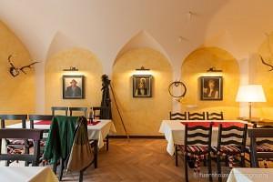 Jagdzimmer im Schloss Kassegg_Gesäuse