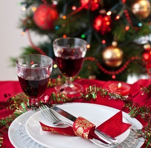 Weihnachtsfeier im Schloss Kassegg