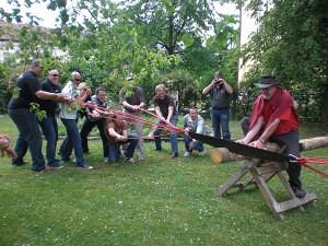 Rahmenprogramm Seminar Holzknecht Schloss Kassegg
