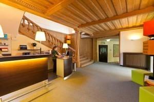 Lobby Schloss Kassegg