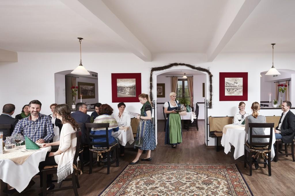 Restaurant im Schloss Kassegg