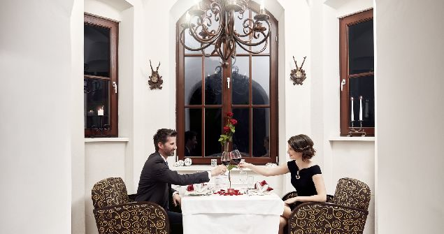 Romantiktage für Zwei<br>ab  € 255,00