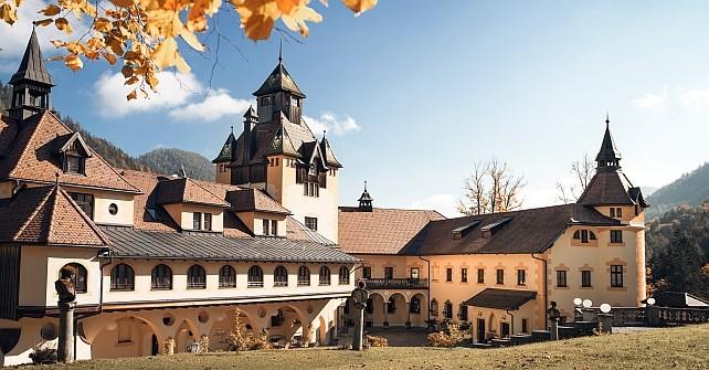 Goldener Herbst und Wildzeit<br> auf Schloss Kassegg ab € 159,00