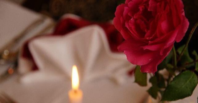Gutschein für:<br>Romantik Dinner für Zwei