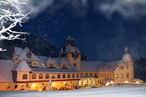 Romantische Adventwochenenden <br />auf Schloss Kassegg ab € 150,00