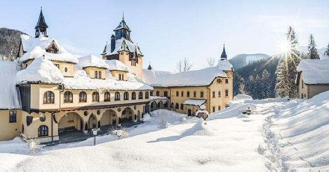 Jahreswechsel auf Schloss Kassegg<br>von 29.12. – 02.01. ab € 488,00