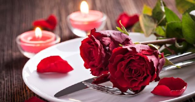 Romantisches Candle Light Dinner<br>im Turmstübchen ab € 60,00